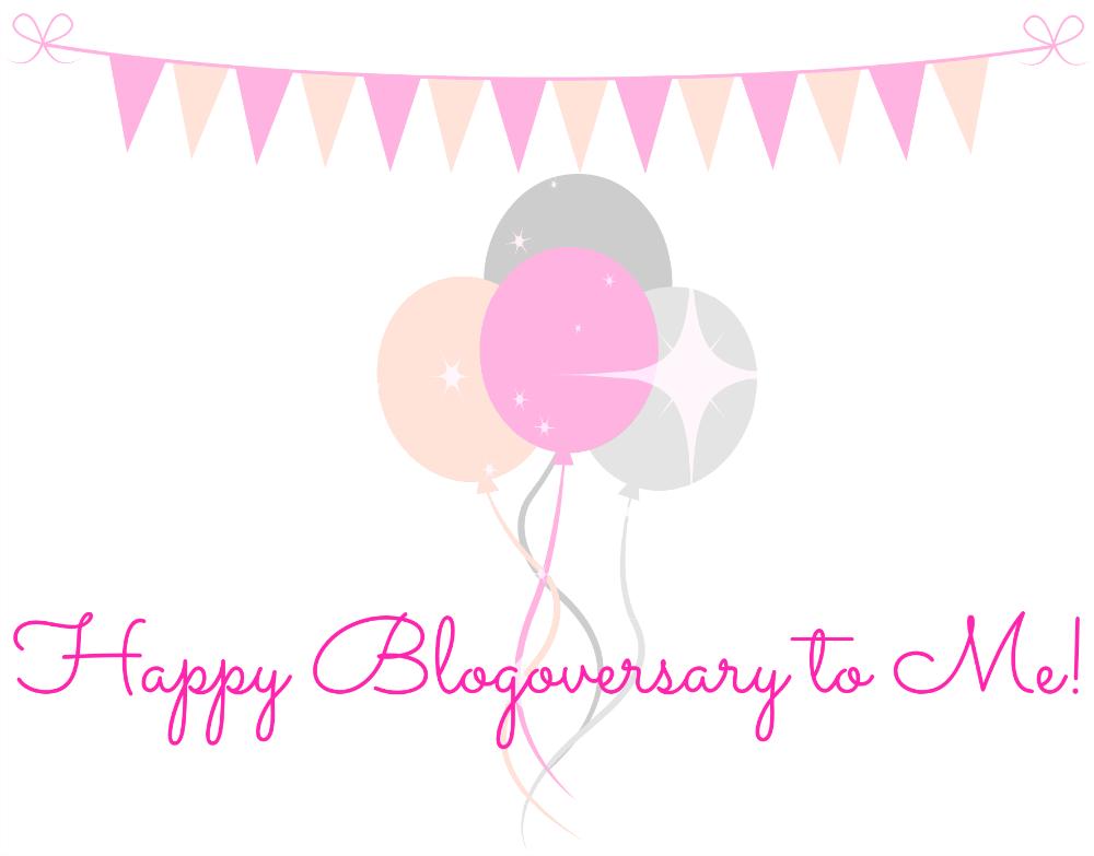 1 Year Blogoversary | NewMamaDiaries.com