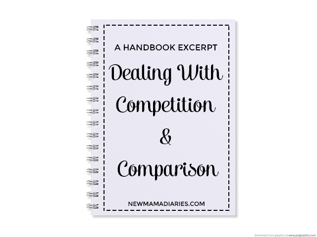 Dealing With Competition & Comparision | NewMamaDiaries.com