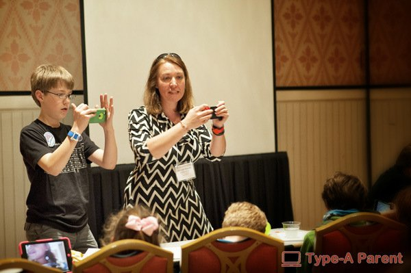 I'm A Type-A Parent 2014 Official Conference Partner! | NewMamaDiaries.com