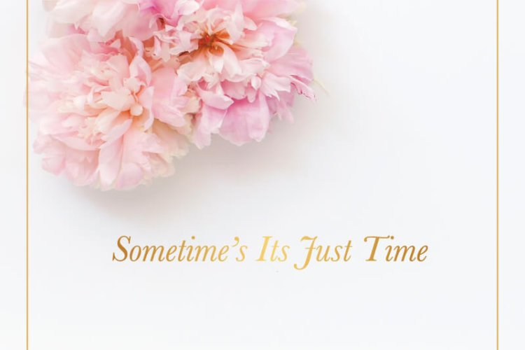 Sometimes Its Just Time | NewMamaDiaries.com