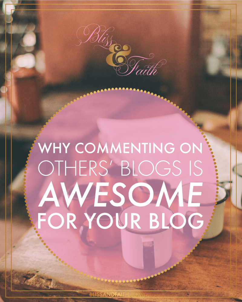 Why Commenting on Others' Blog Is Awesome for Your Blog