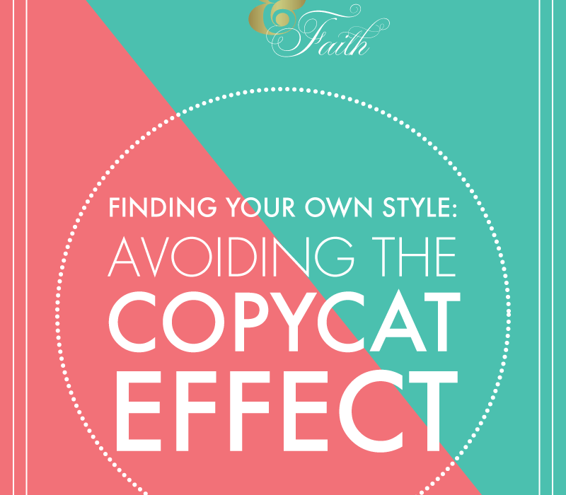 "<span class=""entry-title-primary"">Finding Your Own Style</span> <span class=""entry-subtitle"">Avoiding the Copycat Effect</span>"