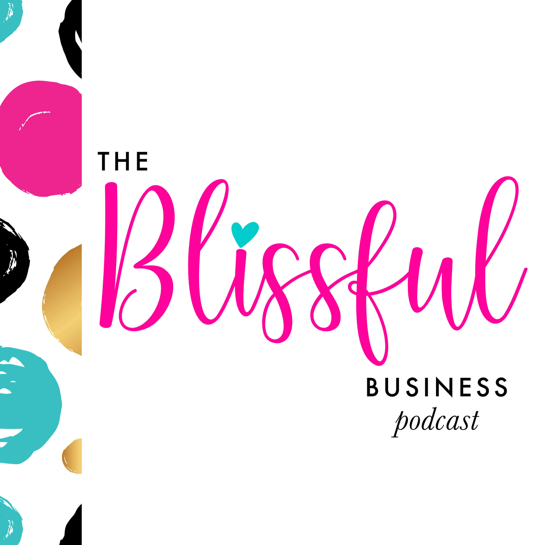 The Blissful Business Podcast   BlissandFaith.com