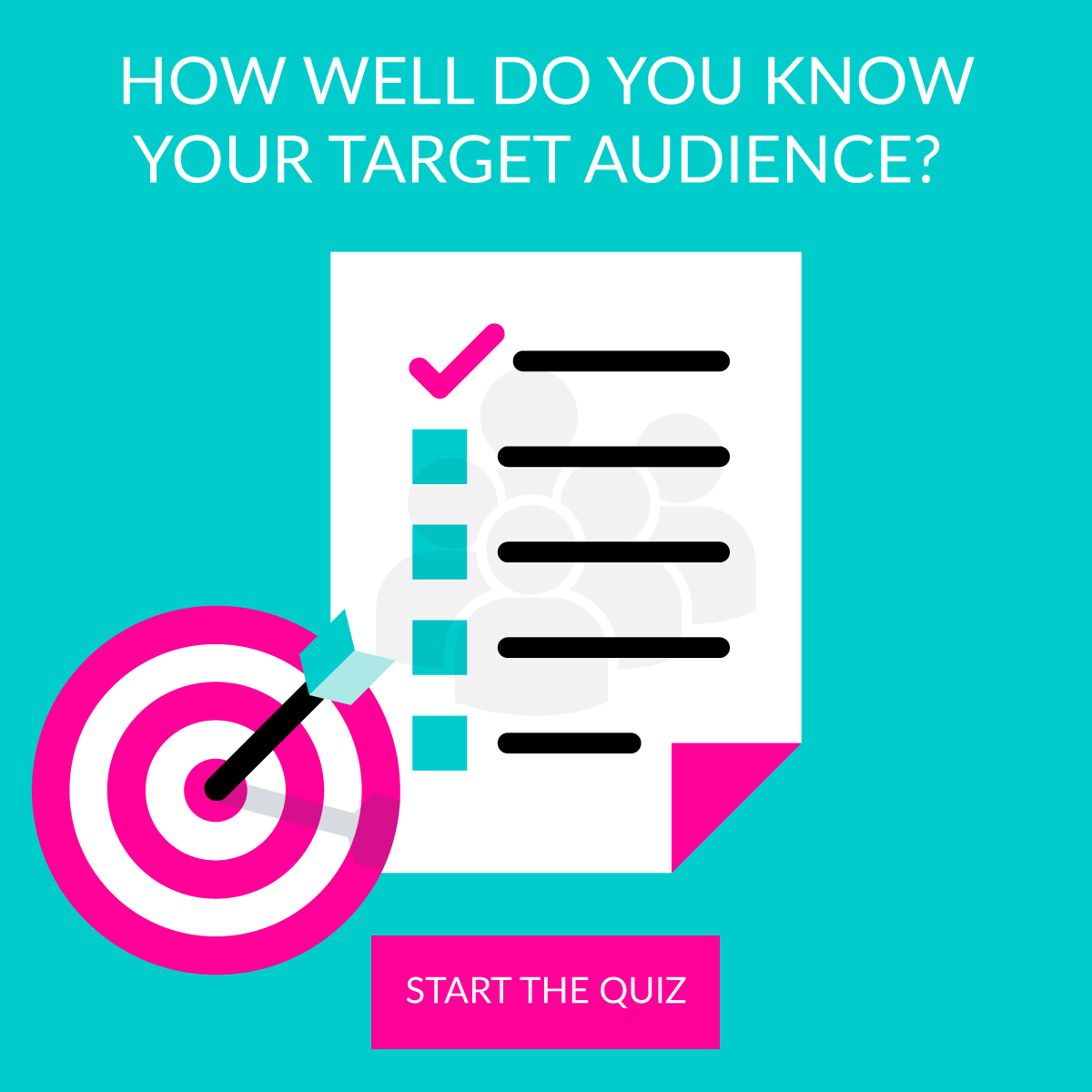 Target Audience Quiz | BlissandFaith.com