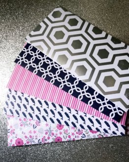 Nantucket Cash Envelopes | BlissandFaith.com